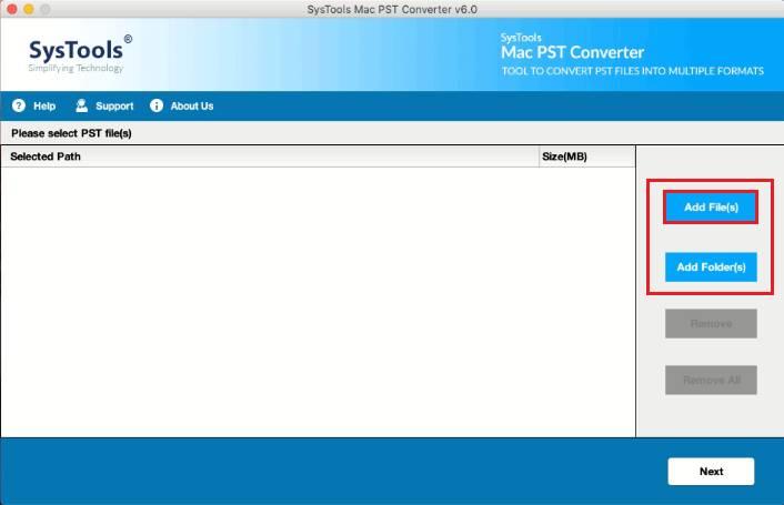 将PST导入到Postbox Mail Mac的最佳方法
