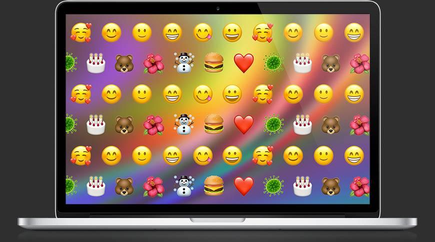 如何在Mac上输入表情符号