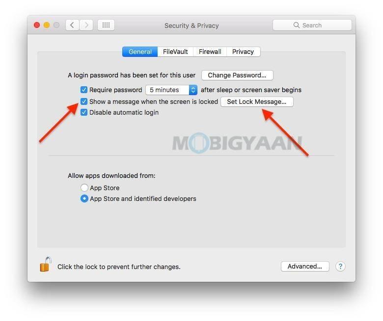 如何在Mac上自定义登录屏幕