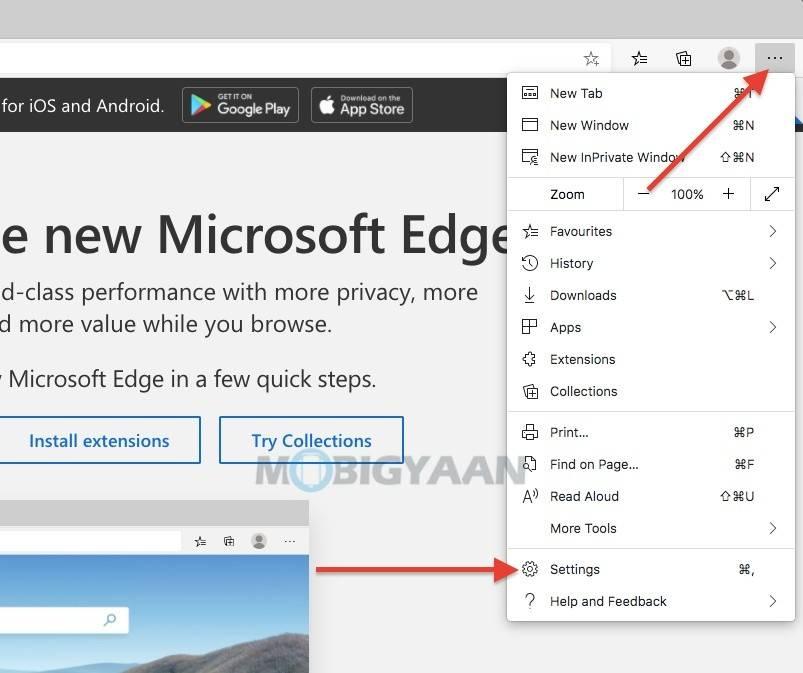 如何在新的Microsoft Edge浏览器[Mac / Windows]中更改下载位置