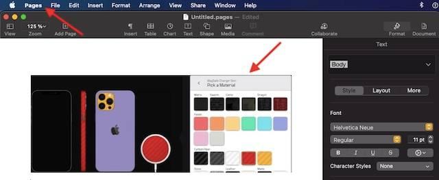 如何在Windows,Mac,Android和iPhone上从PDF文档提取照片
