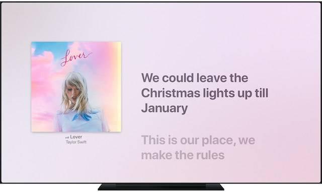 如何在Mac上的Apple Music中显示时间同步的歌词