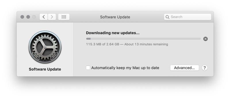 如何更新macOS:从Catalina更新到Big Sur