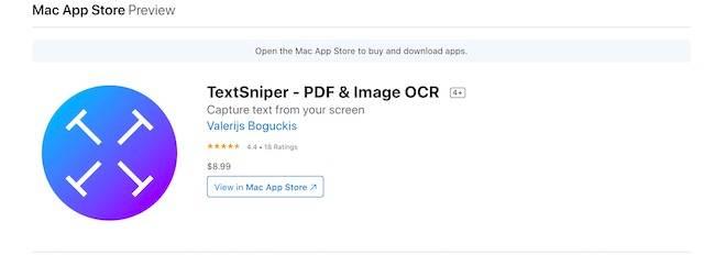 如何在Mac上轻松地从图像和视频中提取文本