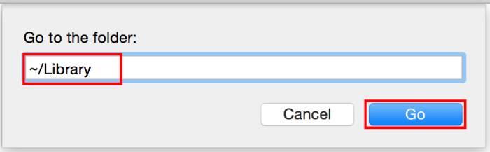 如何在Mac上访问Library文件夹