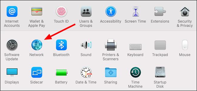如何更新Mac的IP地址(解决问题)