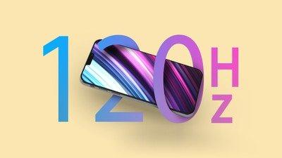苹果公司获得具有高达240Hz可变刷新率的iPhone显示屏专利
