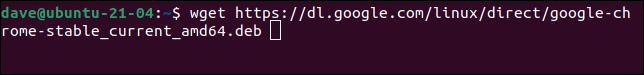 如何在 Ubuntu Linux 上安装 Google Chrome