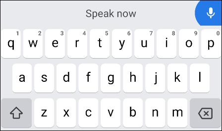 如何在 Android 上用你的声音打字