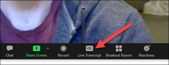 如何将实时隐藏字幕添加到 Zoom