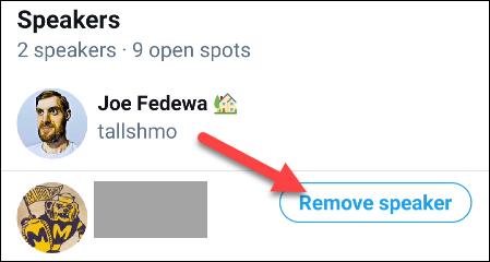 如何启动和使用 Twitter 空间