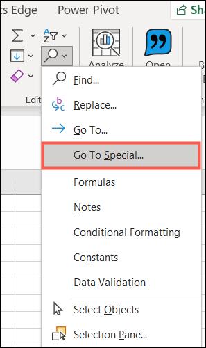 如何在 Microsoft Excel 中查找指向其他工作簿的链接