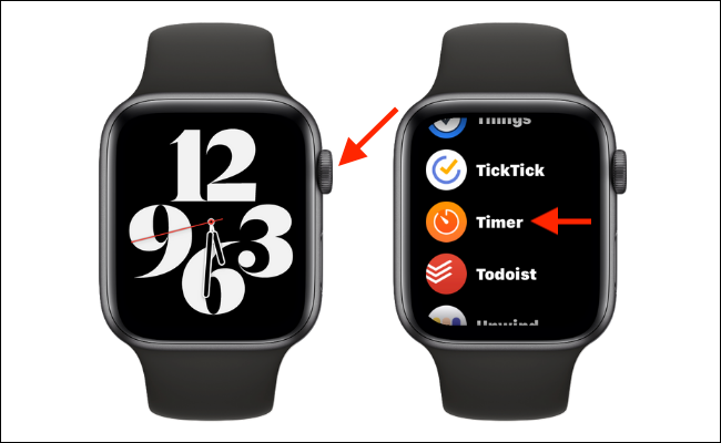 如何在 Apple Watch 上设置自定义计时器