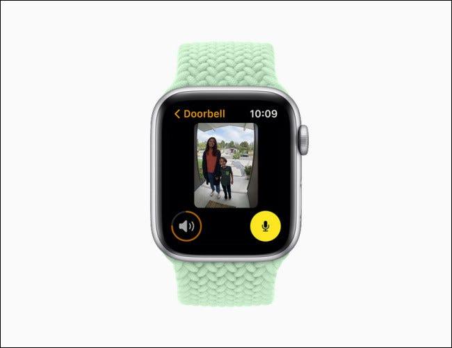 watchOS 8、AirPods、Apple Home、健康、隐私的新功能