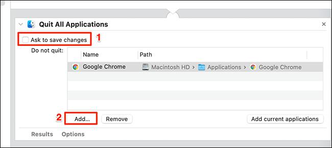 如何在 Mac 上单击退出所有打开的应用程序