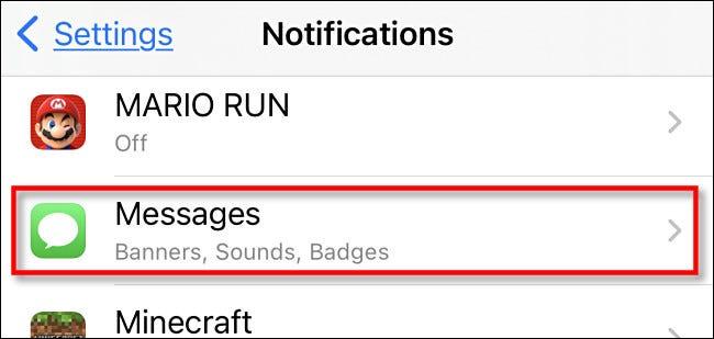 如何阻止通知打开 iPhone 屏幕