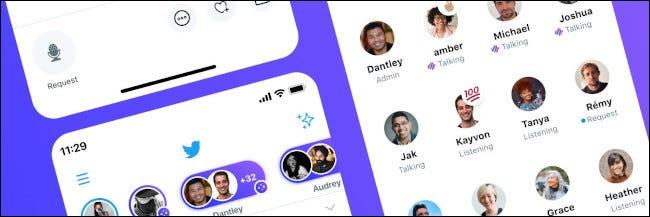 什么是 Twitter Spaces,它与会所有什么不同?