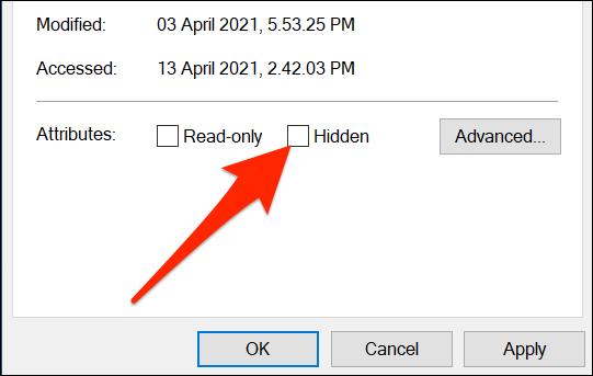 如何在 Windows 10 上显示或隐藏特定桌面图标