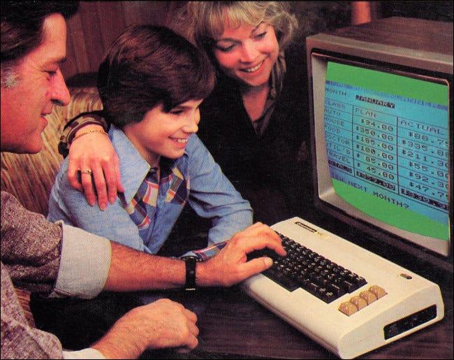第一台销量上百万的 PC:Commodore VIC-20 40 岁了