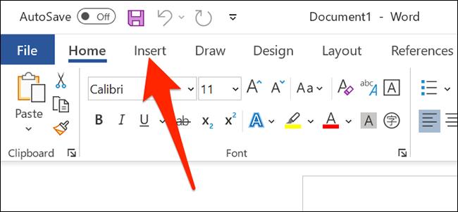 如何在 Microsoft Word 中自由移动图片