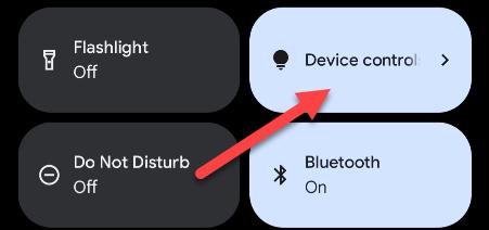 如何从 Android 快速设置控制您的智能家居