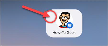 如何在 Android 上使用对话小工具