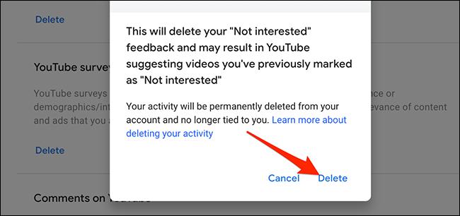 如何阻止 YouTube 频道