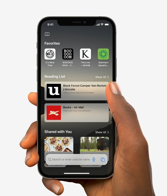 Apple Safari iOS/iPadOS 15 浏览器有哪些新功能?