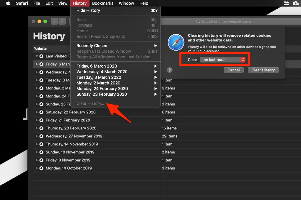如何摆脱 iPhone 和 Mac Safari 中的热门?