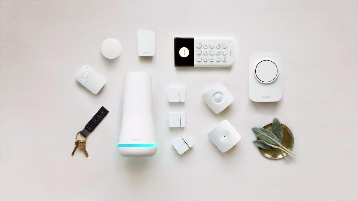 什么是 Simplisafe 智能家居安全系统?