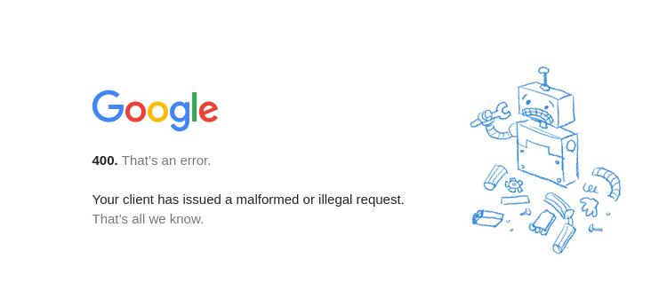 如何解决:您的客户发出了格式错误或非法的请求?