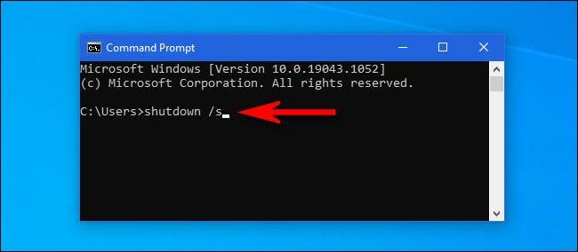 如何关闭 Windows 10 PC