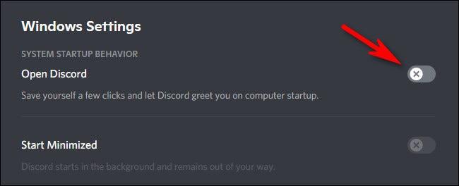 如何阻止 Discord 在 Windows 启动时启动