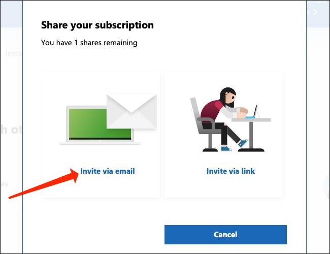 如何将家庭成员添加到您的 Microsoft 365 计划