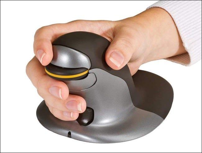 购买人体工学鼠标时要注意什么