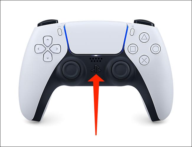 使用蓝牙配对时如何关闭 PS5 控制器