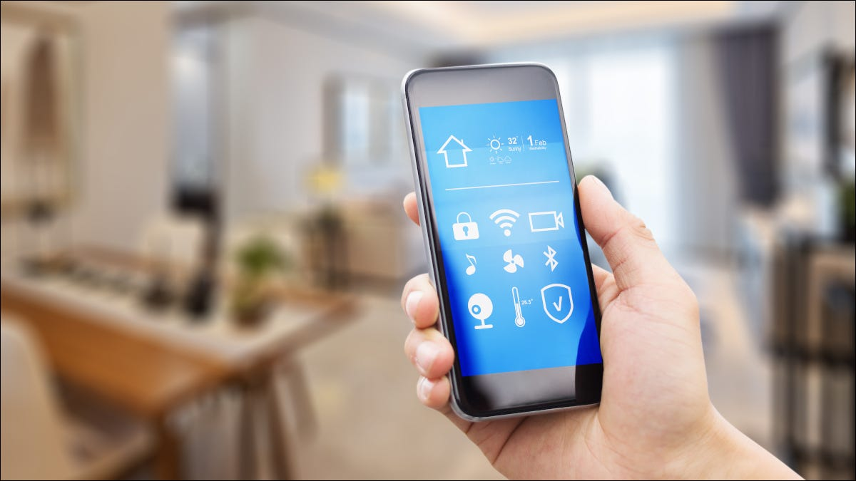 如何在一个应用程序中控制所有智能家居设备