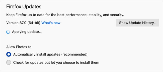 为什么你应该更新你的网络浏览器