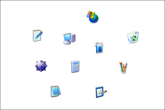 Windows 图标的视觉历史:从 Windows 1 到 11