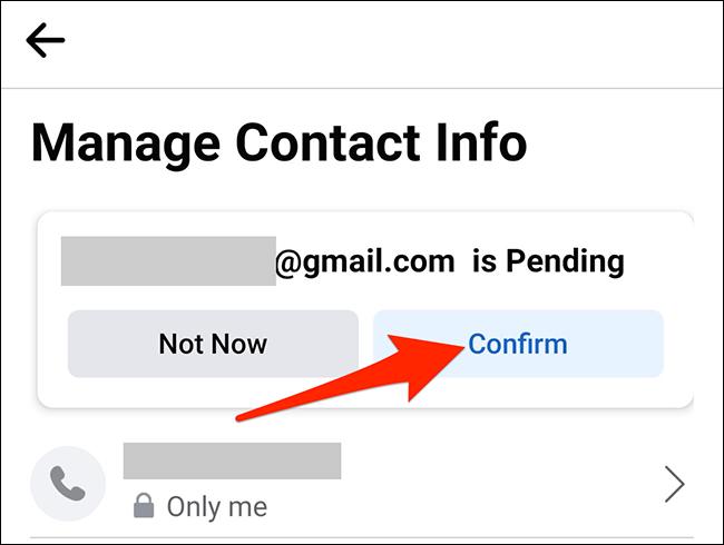 如何在 Facebook 上更改您的电子邮件地址