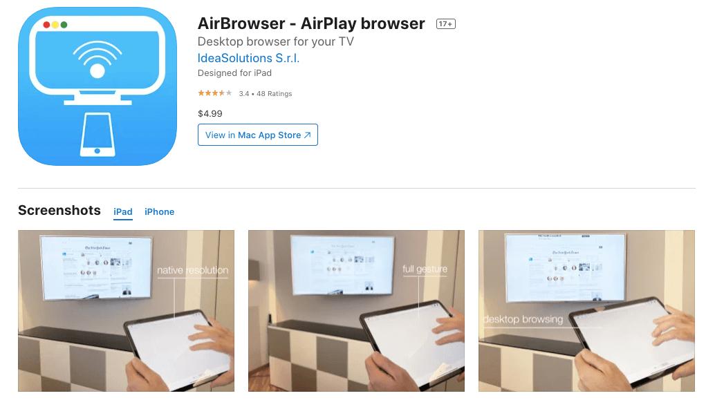 2021 年适用于 Apple TV 的 3+ 款最佳网络浏览器 [Apps Store 可用]
