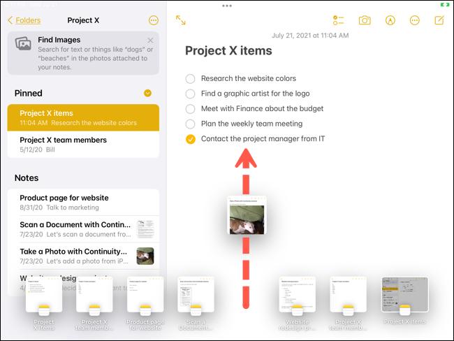 如何在 iPad 上使用多任务处理功能