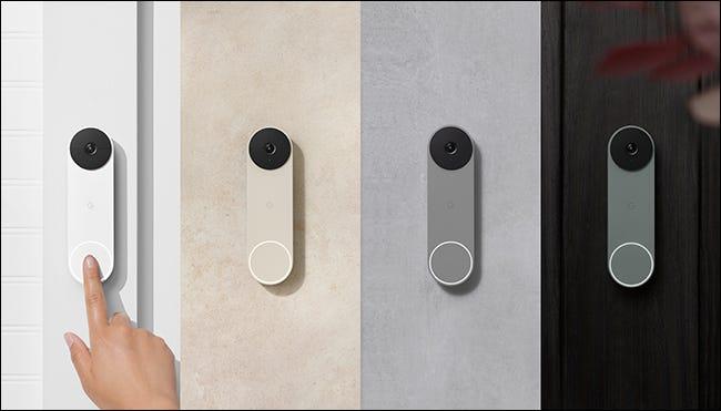 谷歌的新 Nest 相机终于由电池供电