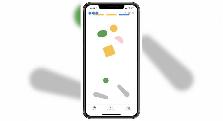 如何在 Google 的 iPhone 应用程序中玩秘密弹球游戏?