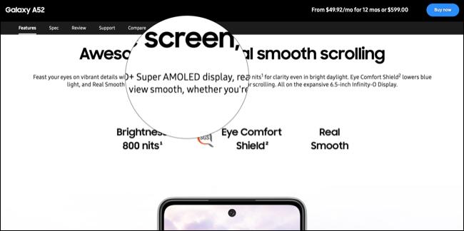 什么是超级 AMOLED 显示屏?