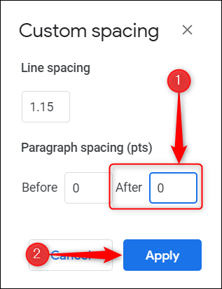 如何删除 Google 文档中的页面