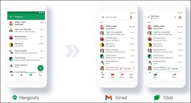 什么是 Google Chat,它会取代环聊吗?