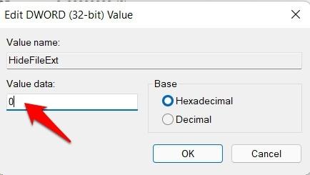 如何检查 Windows 11 中的文件扩展名?