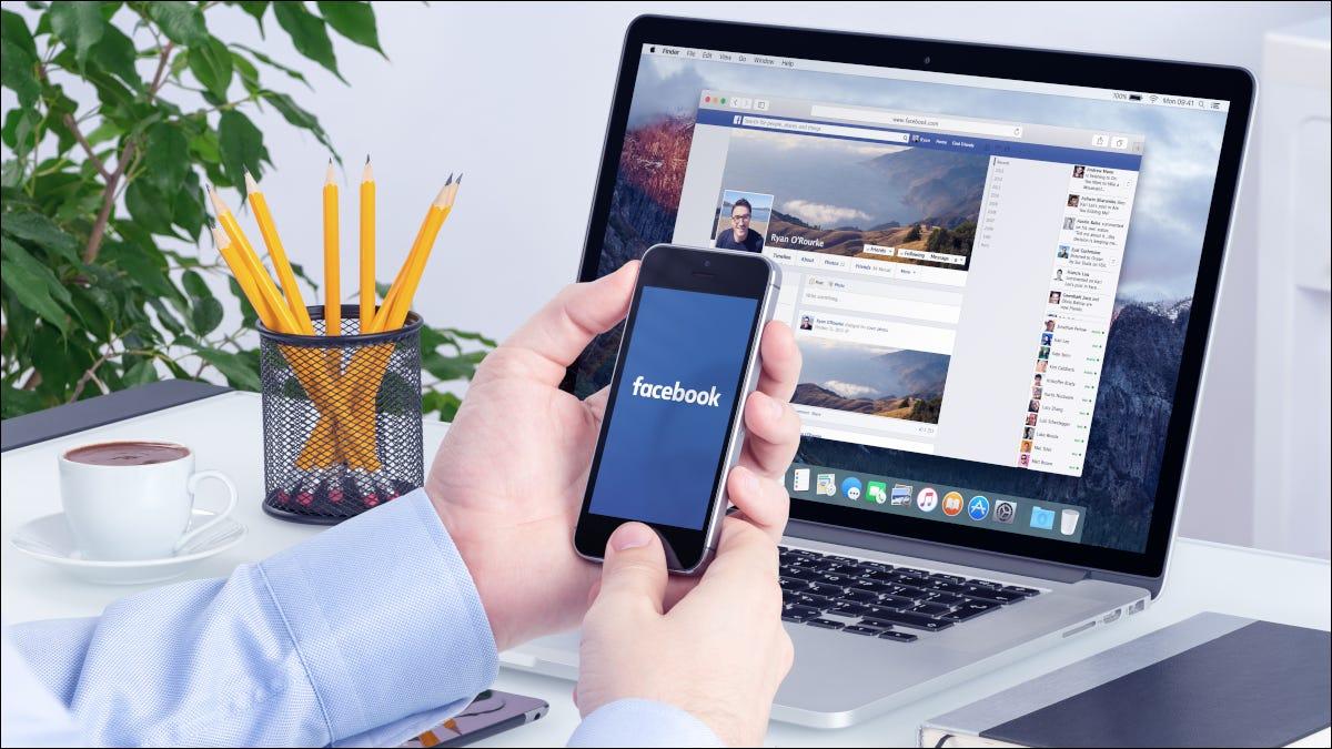 Facebook 将语音和视频通话带回主应用程序