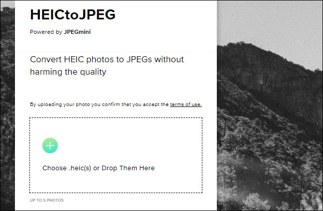 如何在 Windows 上打开 HEIC 文件(或将它们转换为 JPEG)